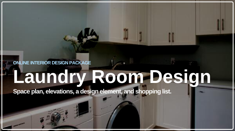 Laundry E-Design Package