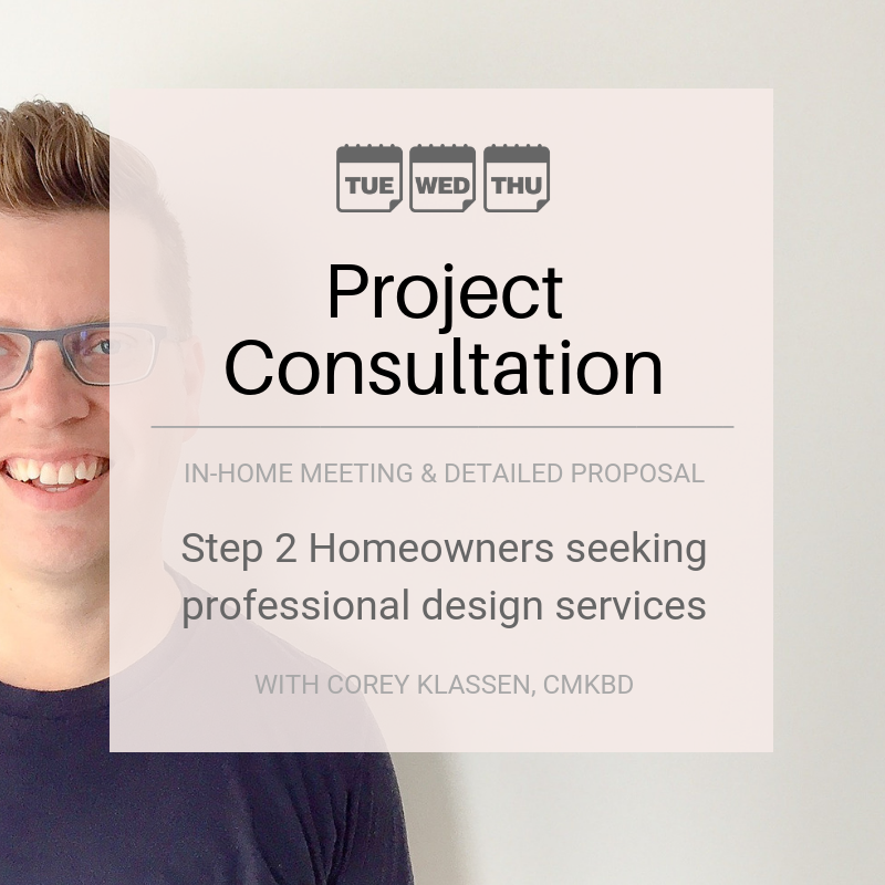 Project Consultation & Proposal
