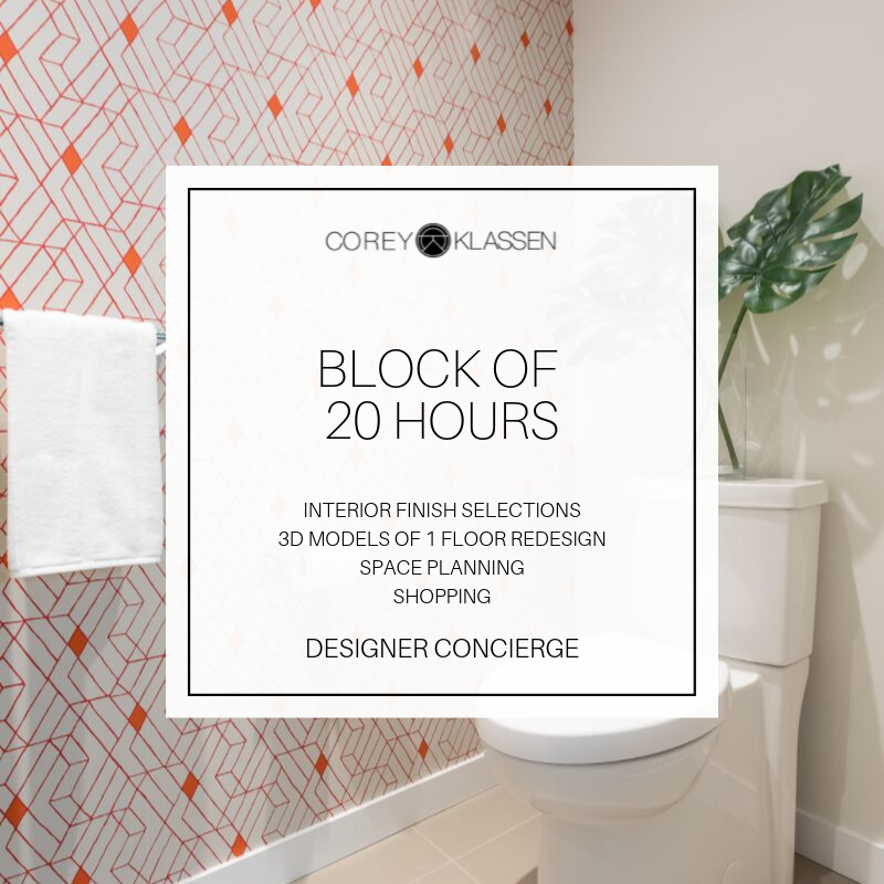 Block of 20 hours