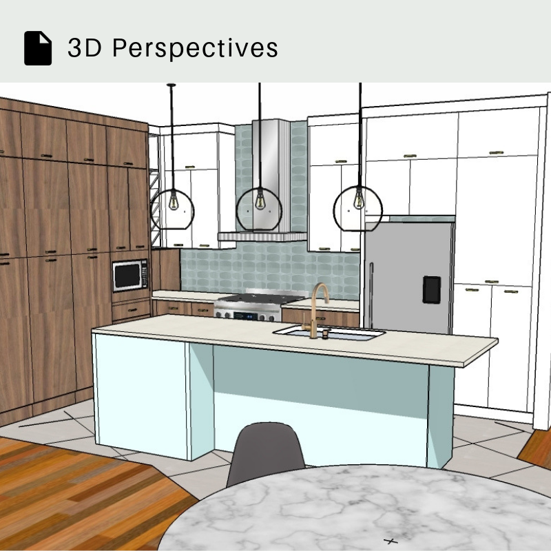 3D Perspective