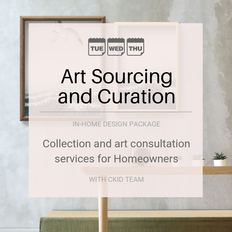 Art Sourcing & Curation
