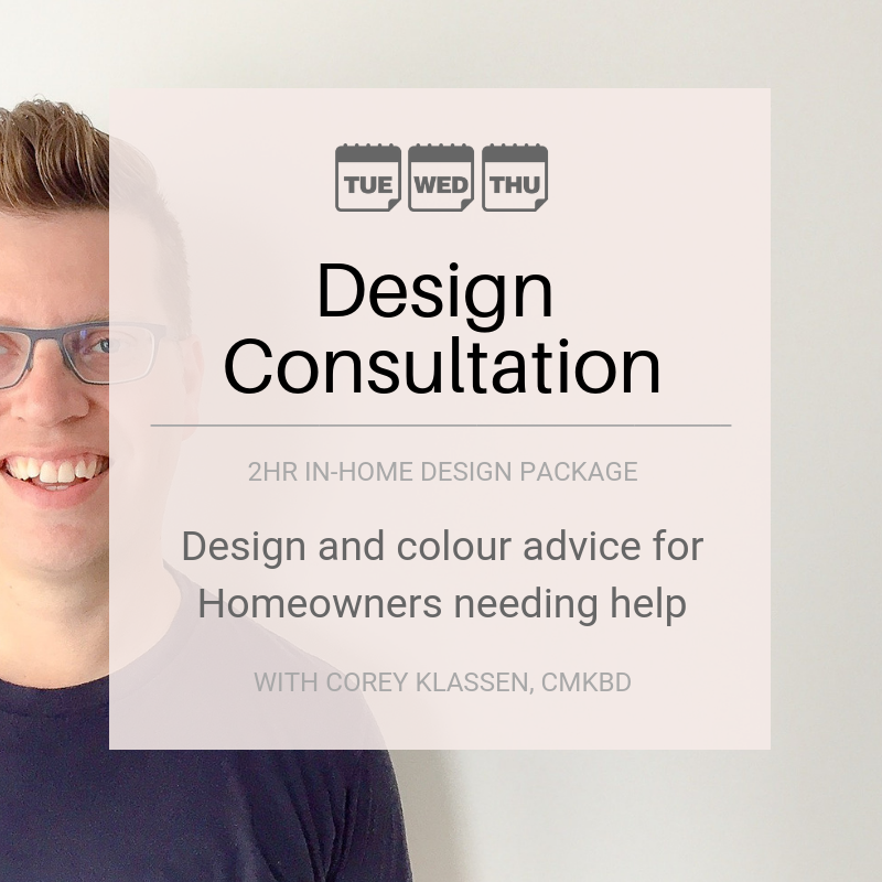 Design & Colour Consultation