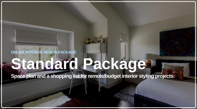 Standard E-Design Package