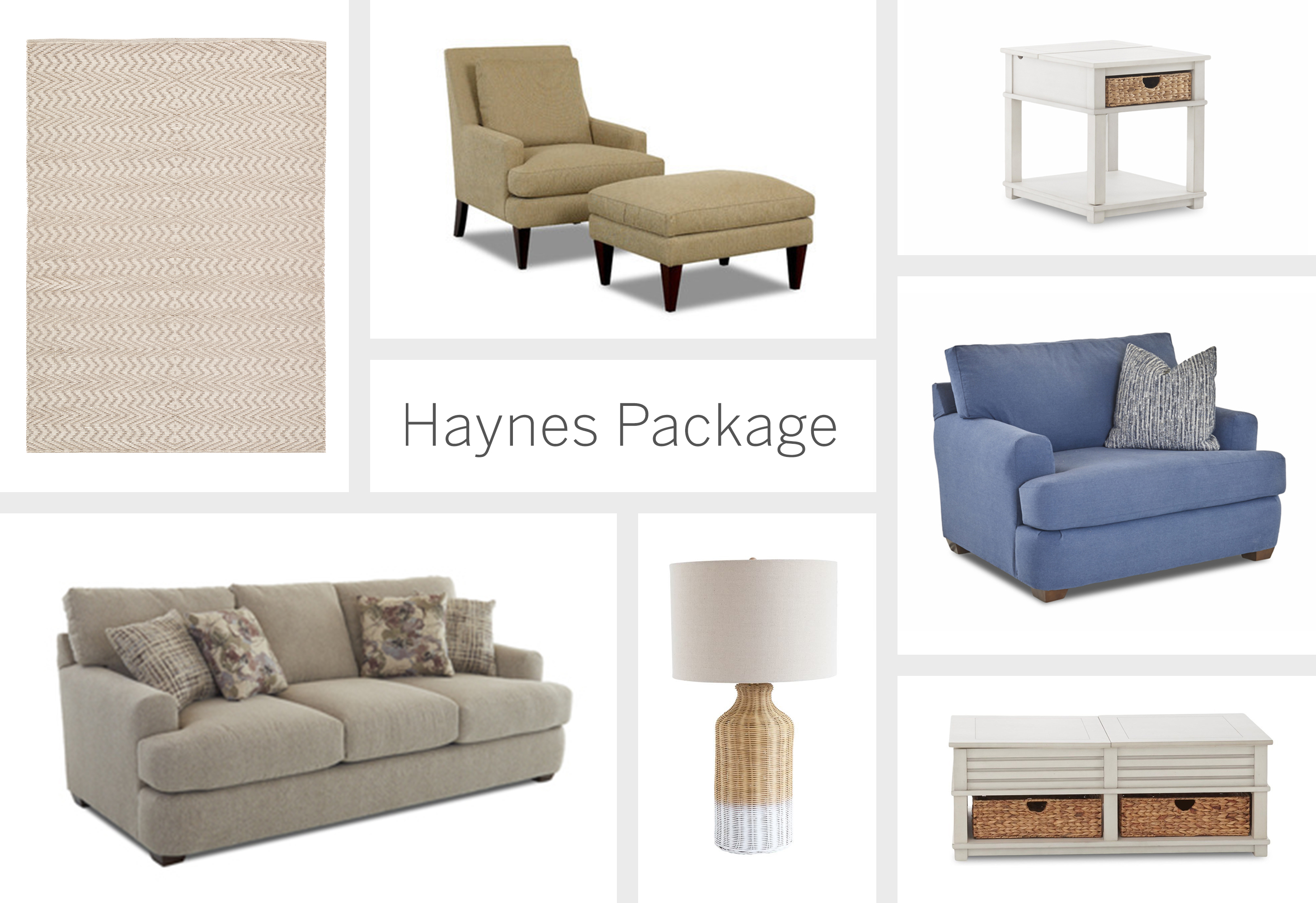 Haynes Furniture Package