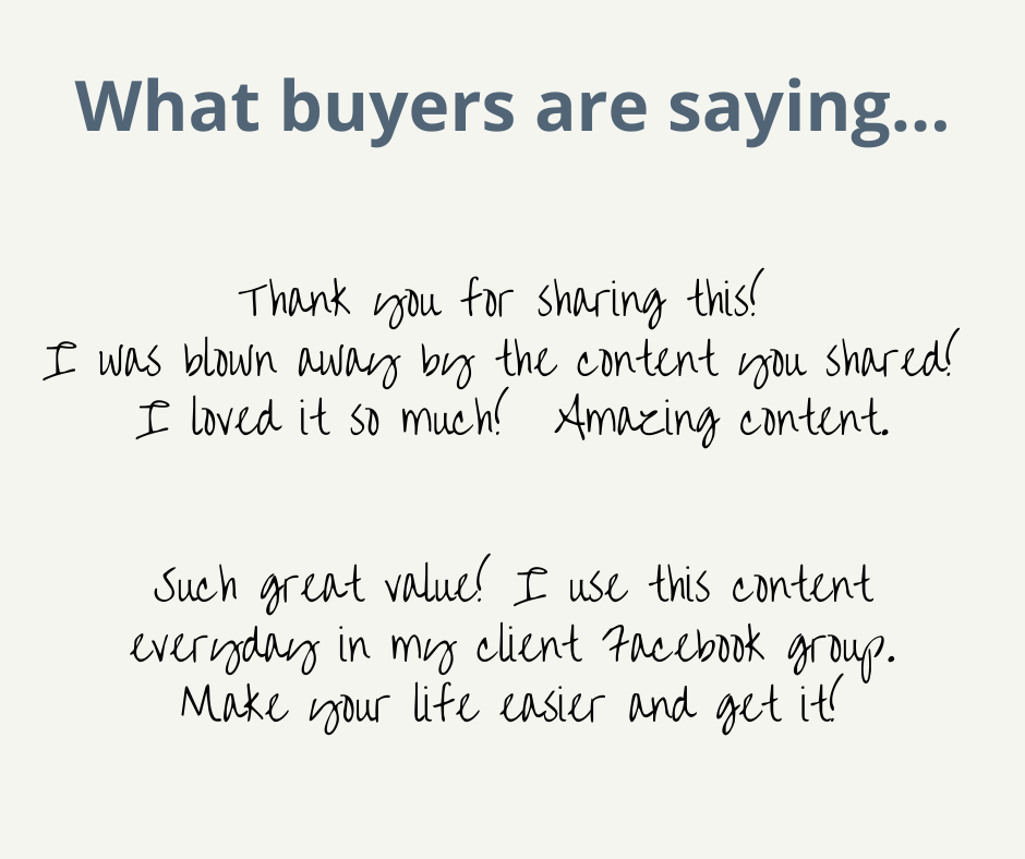 Thank you for sharing this! I was blown away by the content you shared! I loved it so much I had to purchase the full year. Amazing content..png