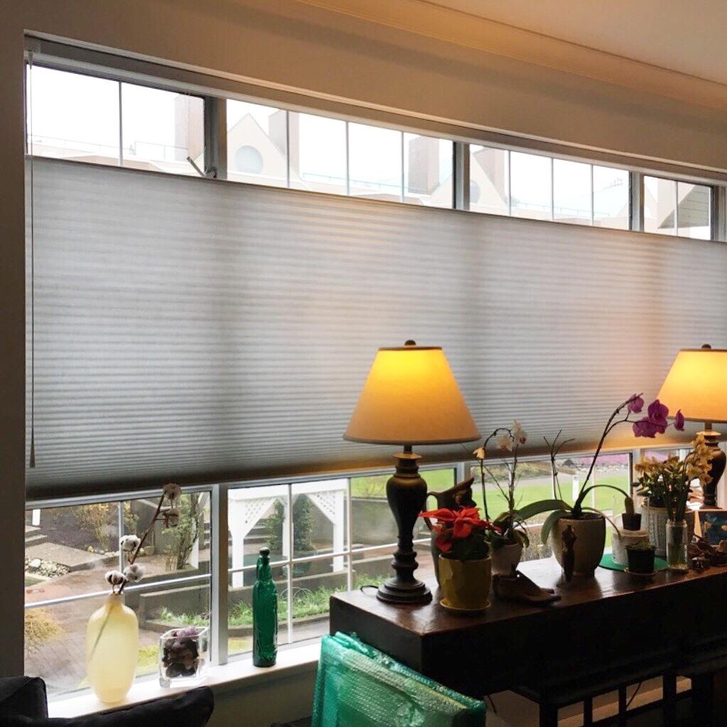 Custom blinds for all windows