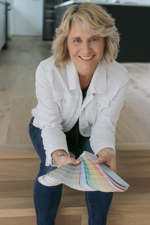 Choosing paint colours