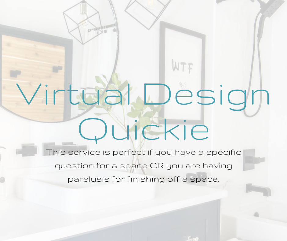 Virtual Design Quickie
