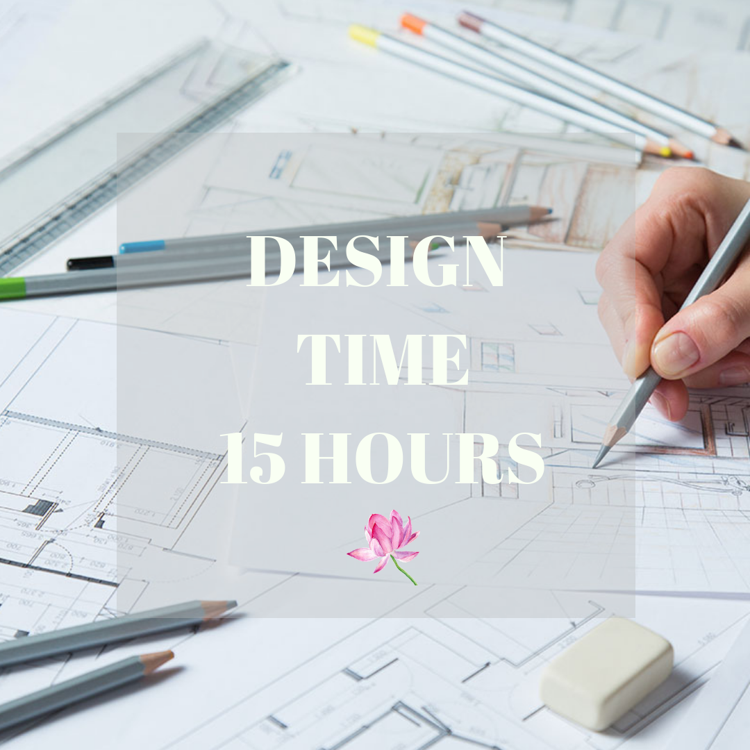 design time 15 hours