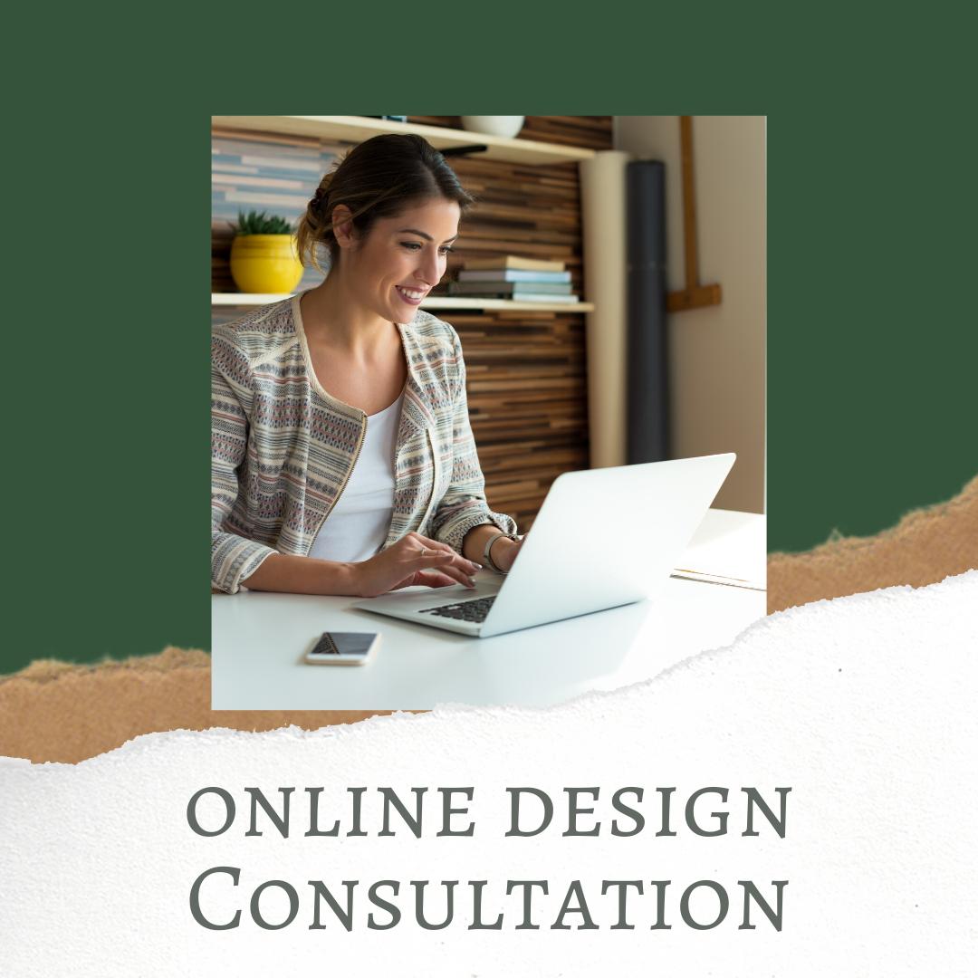online design consultation