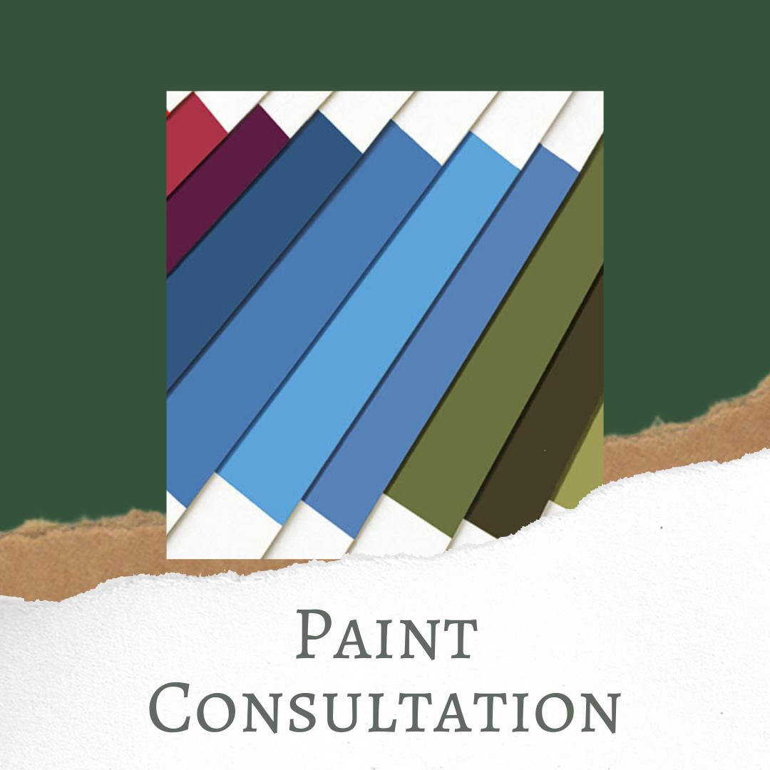 Paint + Wallpaper Consultation
