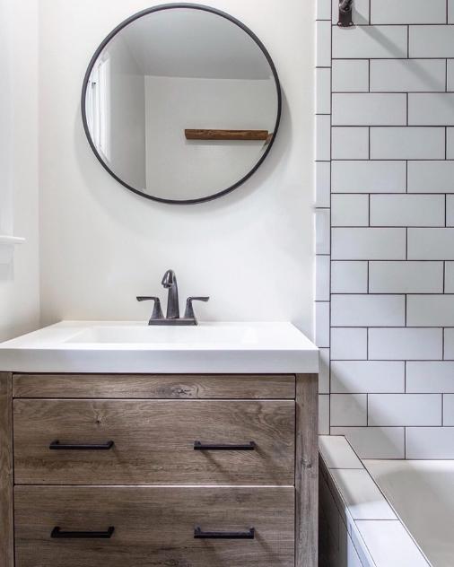Grayspace Bathroom