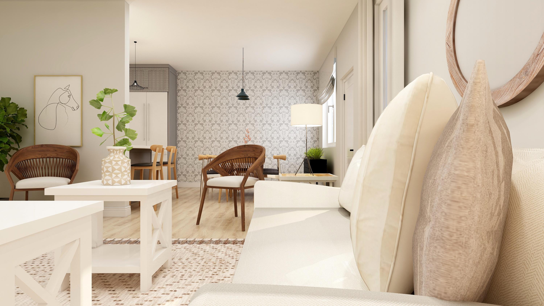 Modern Farmhouse Living Room Dining Room Decor Bundle