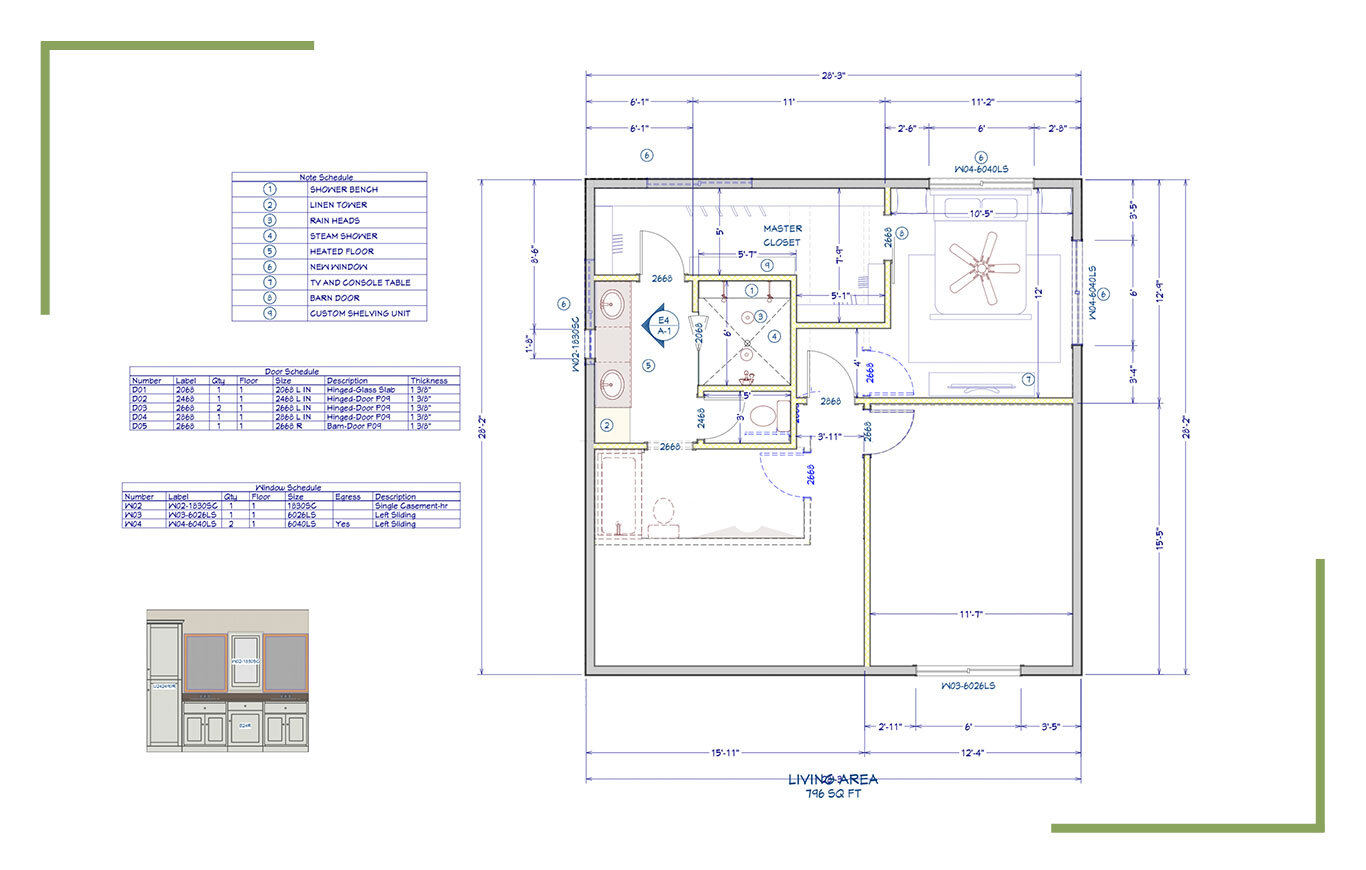 Floor Plan and Layout Consultation