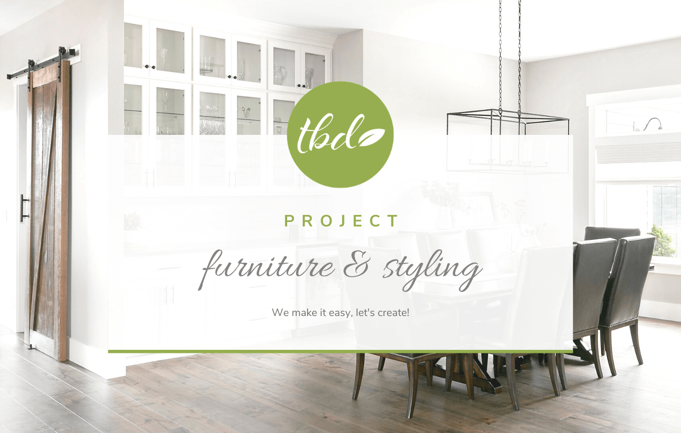 Furniture and Styling Project