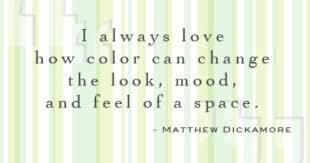 I always love how a color can change the look, mood and feel of a space.jpg