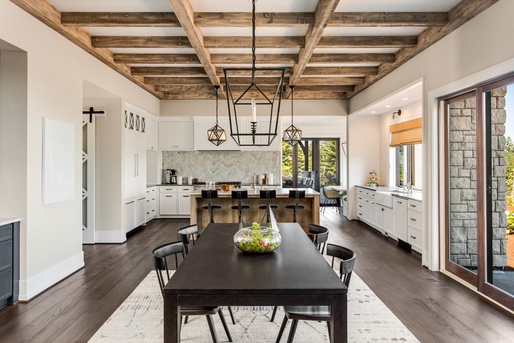 White-kitchen-wood-beam-ceiling-contemporary-chevron-marble-backsplash-kitchen-design-lladesigns-atlanta-marietta.jpg