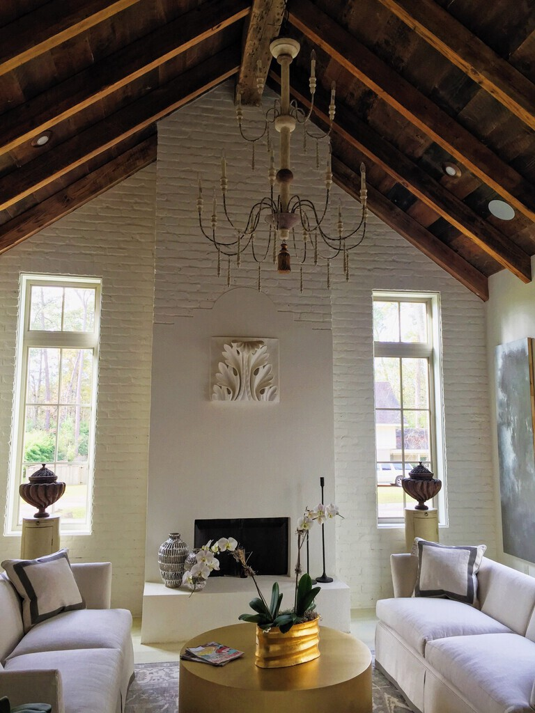 living-room-great-room-vaulted-wood-ceiling-white-washed-fireplace-interior-design-kitchen-design-lladesign-atlant-marietta.jpg