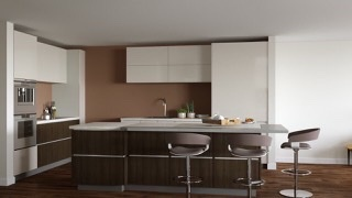 Contemporary Kitchen Experience  by PVZ Design