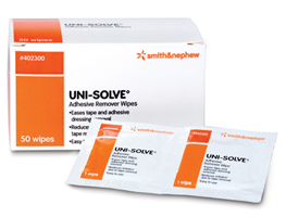Uni-Solve Adhesive Remover Wipes