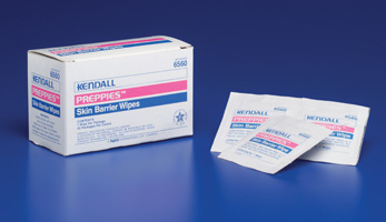 Kendall™ Skin Barrier Wipes