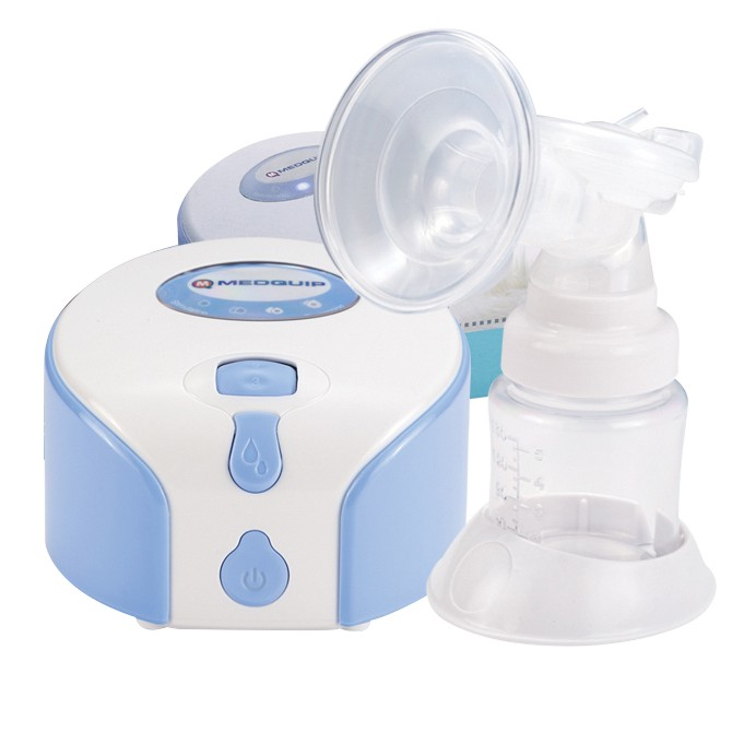 GentleFeed Single Channel Breast Pump