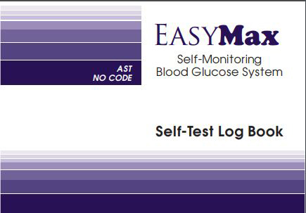 EasyMax Log Book