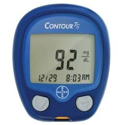Ascensia Contour™ TS Blood Glucose Meter