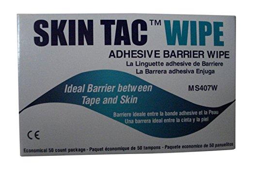Skin Tac H Wipes