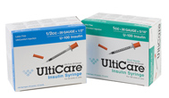 UltiCare Insulin Syringe