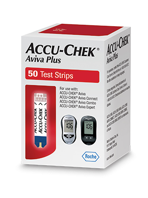Accu-Chek® Aviva Plus Test Strips
