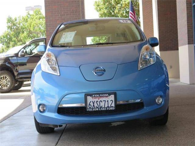 2012 Nissan Leaf Sl For Sale In Folsom Ca Myev
