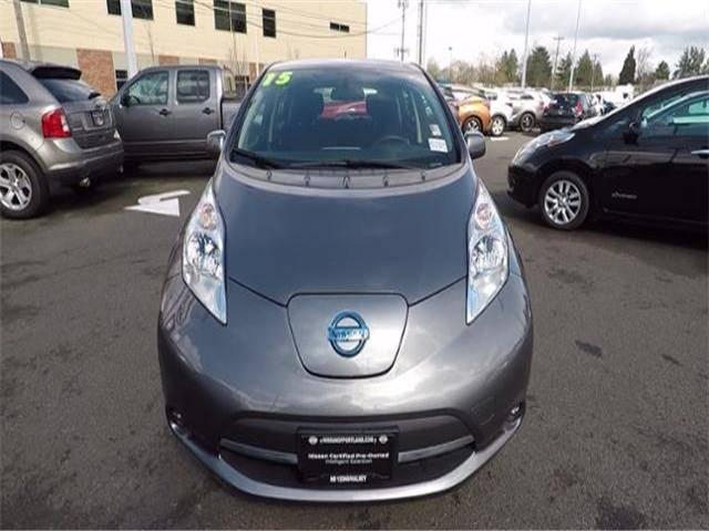 2015 Nissan LEAF 1N4AZ0CP0FC321827