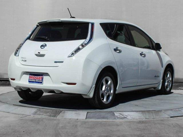2013 Nissan LEAF 1N4AZ0CP2DC419707