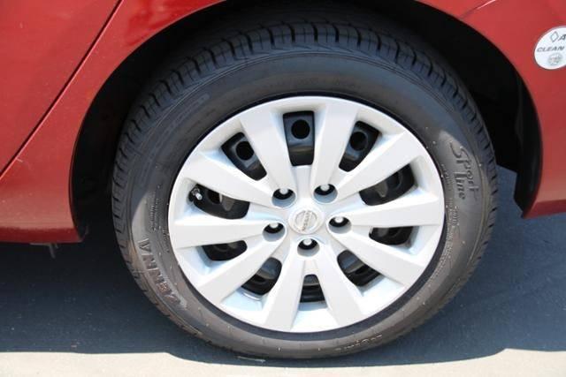 2013 Nissan LEAF 1N4AZ0CP7DC420741