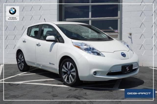 2013 Nissan Leaf Sl For Sale In Boulder Co Myev