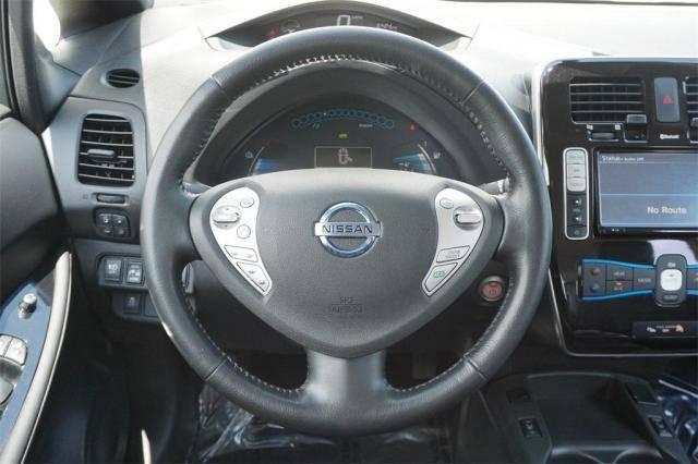 2013 Nissan LEAF 1N4AZ0CP6DC405129