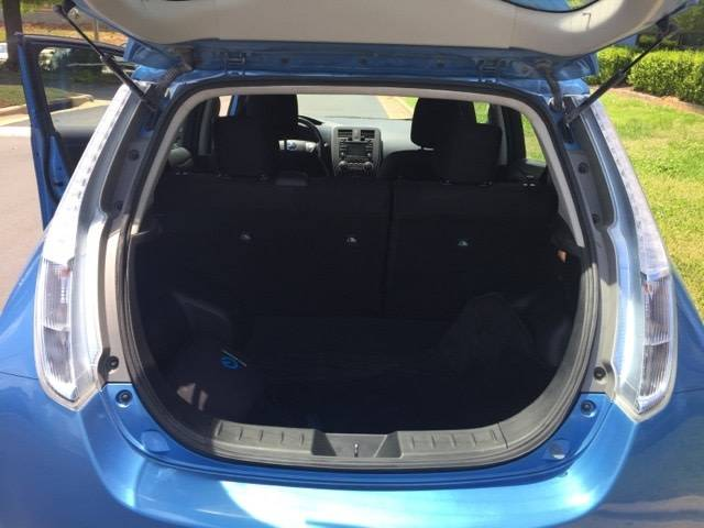 2013 Nissan LEAF 1N4AZ0CP0DC414330