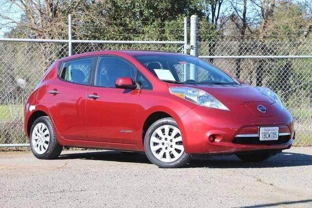 2013 Nissan LEAF 1N4AZ0CP1DC413171
