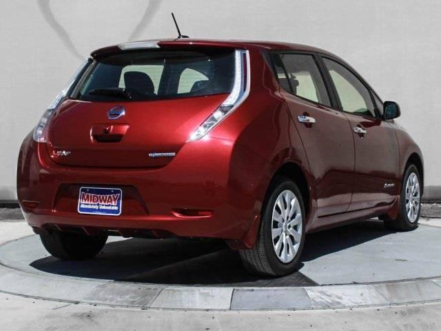 2015 Nissan LEAF 1N4AZ0CP7FC329942