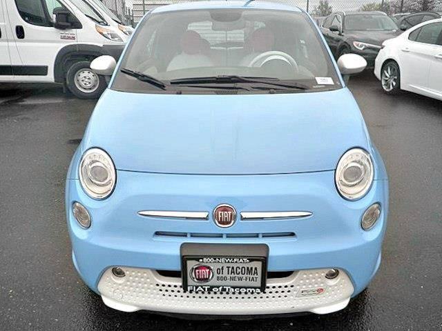 2015 Fiat 500e 3C3CFFGE6FT623171