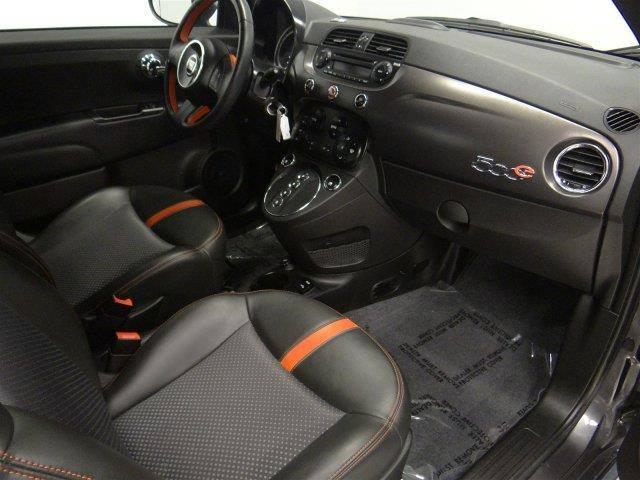 2015 Fiat 500e 3C3CFFGEXFT527348