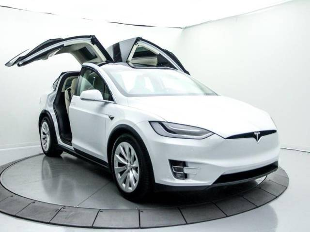 Tesla Model S 75d >> 2018 Tesla Model X 75d For Sale In Newport Beach Ca Myev Com