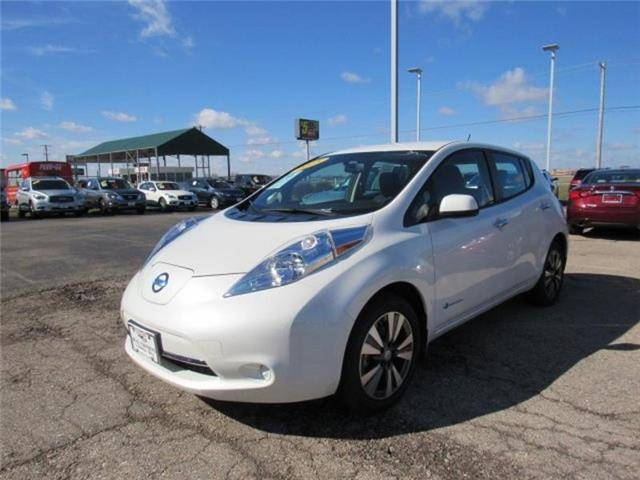 2012 Nissan Leaf Sl For Sale In Vandalia Oh Myev
