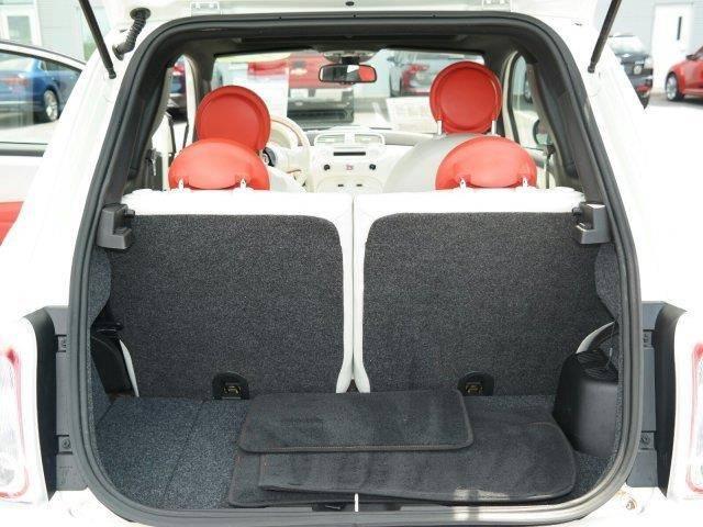 2013 Fiat 500e 3C3CFFGE4DT744200