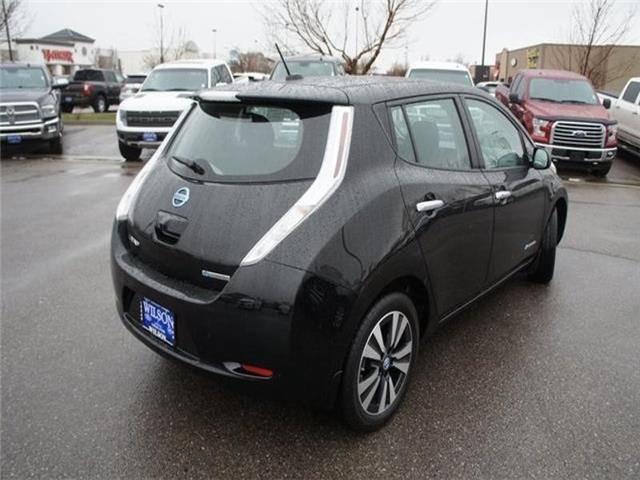 2017 Nissan LEAF 1N4BZ0CP7HC300268