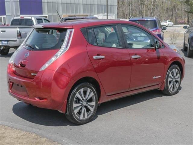 2015 Nissan LEAF 1N4AZ0CP6FC315076