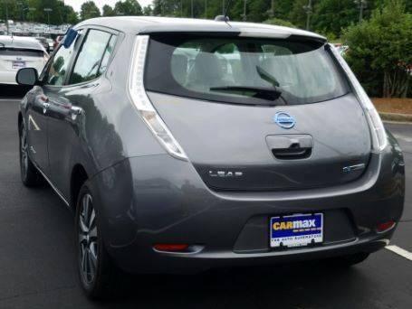 2015 Nissan LEAF 1N4AZ0CP5FC324481