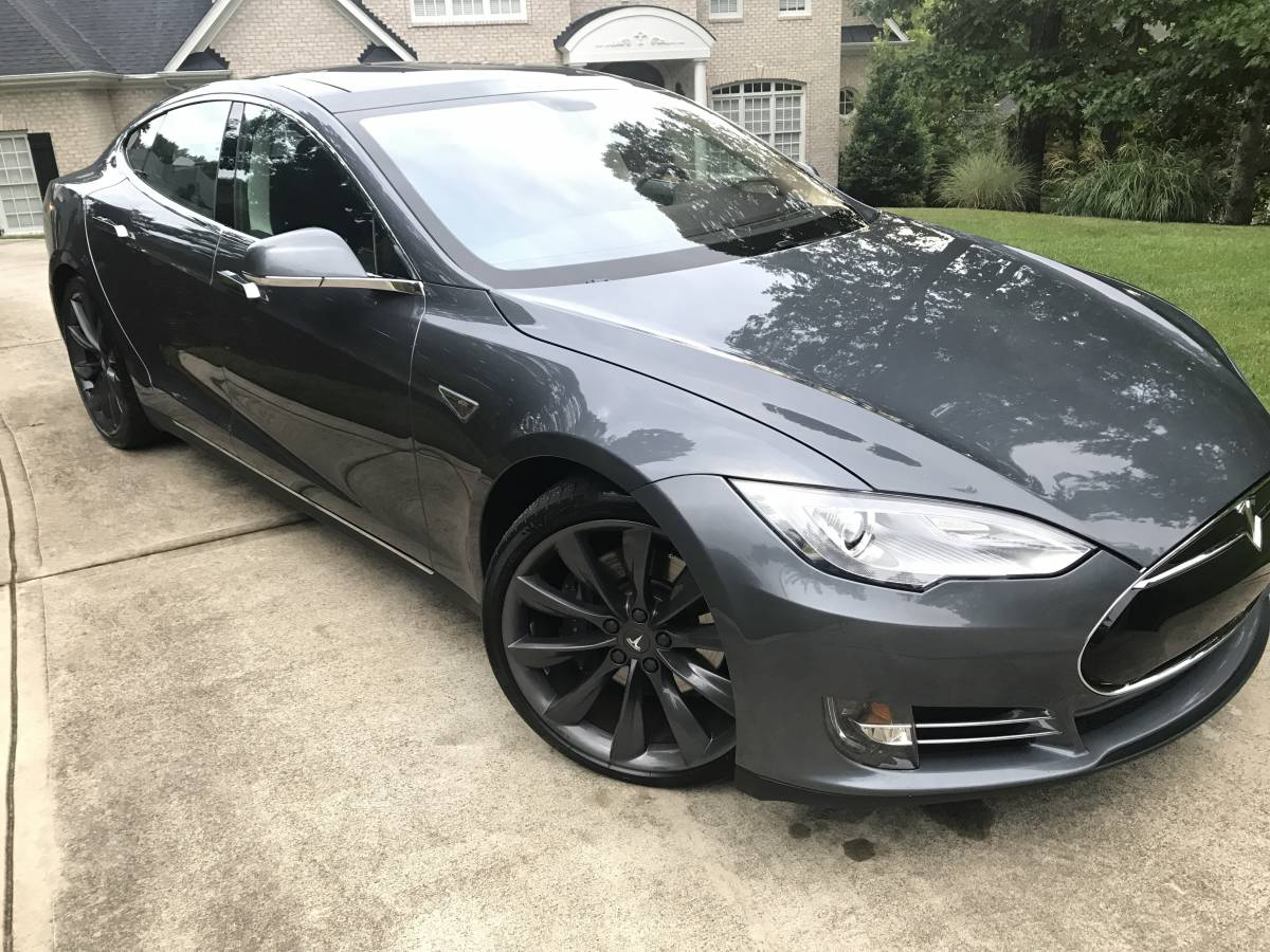 2013 Tesla Model S P85+ for sale in Durham County, NC | MYEV com