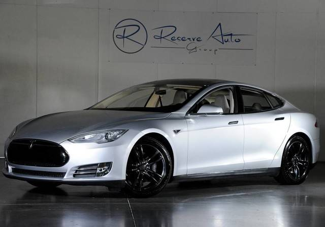 2013 tesla model s 85 for sale in the colony tx. Black Bedroom Furniture Sets. Home Design Ideas